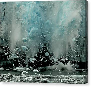 End Of The World ? Canvas Print