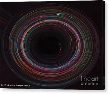 Mary King Canvas Print - Endless by Mary  King