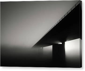 Endless Road Canvas Print