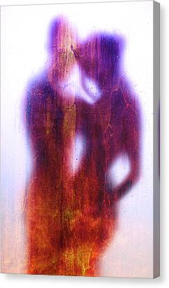 Energy Explosion Canvas Print by Teri Schuster