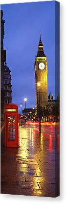 England, London Canvas Print by Panoramic Images