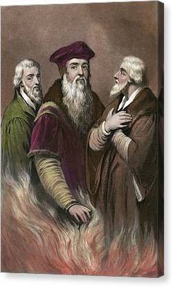 English Reformers Canvas Print by Granger