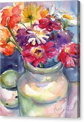 Enjoy Simply Canvas Print