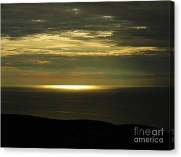 Enlightening Canvas Print by Juergen Roth