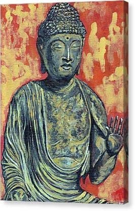 Enlightenment Canvas Print by Tom Roderick
