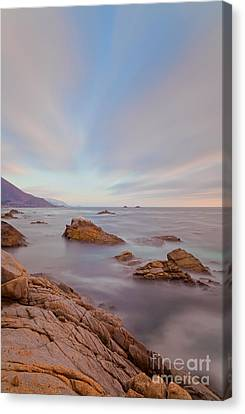 Canvas Print featuring the photograph Enlightment by Jonathan Nguyen