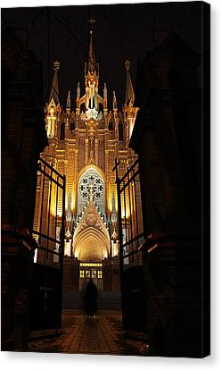 Canvas Print - Entering Cathedral by Alex Sukonkin