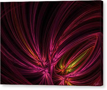 Equalized Canvas Print by Lourry Legarde