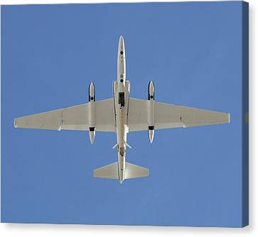 Er-2 High-altitude Research Aircraft Canvas Print by Science Photo Library