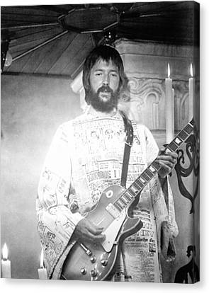 Eric Clapton In Tommy  Canvas Print