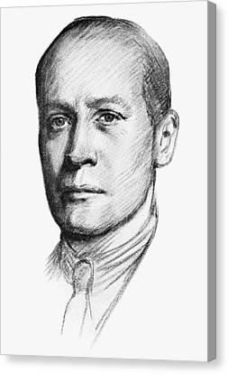 Ernest Howard Shepard (1879-1976) Canvas Print