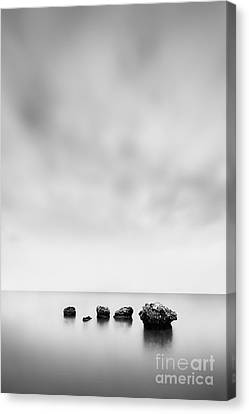 Erosion 2 Canvas Print by Rod McLean
