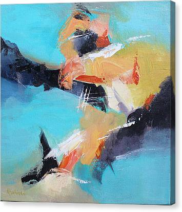 Eruption 2 Canvas Print