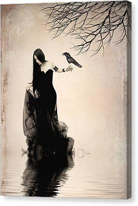 Escape Canvas Print by Sharon Lisa Clarke