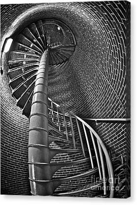 Escher-esque Canvas Print by Mark Miller