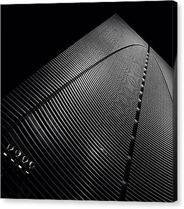 Espirito Santo Plaza Bldg. - Miami ( Canvas Print