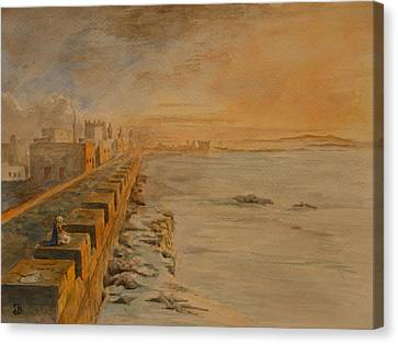 Essaouira Morocco Canvas Print by Juan  Bosco