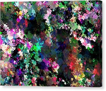 Essence Of Joy Canvas Print by Terril Heilman