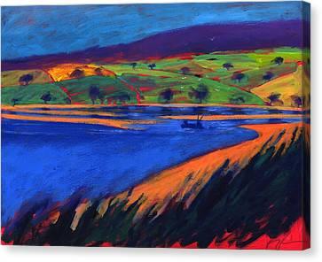 Estuary Canvas Print