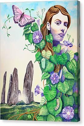 Etain Canvas Print