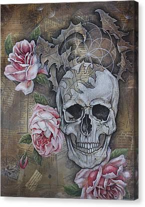 Eternal Canvas Print by Sheri Howe