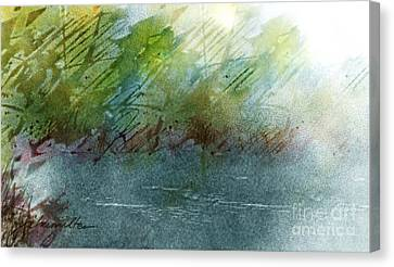 Ethereal Shore Canvas Print