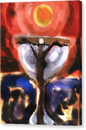 Eucharist Canvas Print