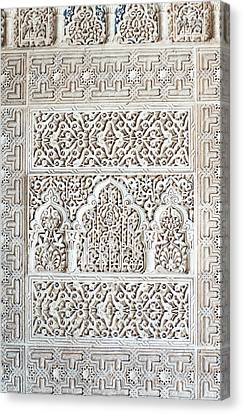 Alhambra Canvas Print - Europe, Spain, Andalusia, Granada by Rob Tilley