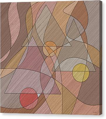 Evening Bells Canvas Print by Val Arie
