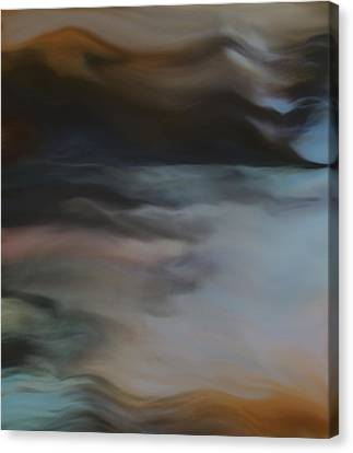Impressionism #4 Canvas Print by Viggo Mortensen