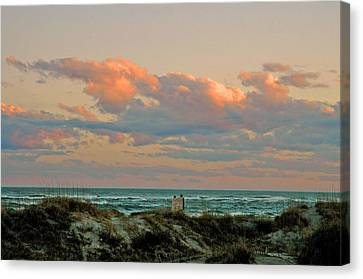 Evening Pastel Canvas Print