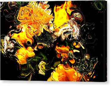 Ex Obscura Canvas Print by Richard Thomas