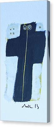 Exanimus No. 10  Canvas Print by Mark M  Mellon
