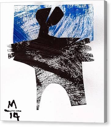 Execo No. 2  Canvas Print