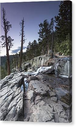 Exodus Canvas Print by Jon Glaser