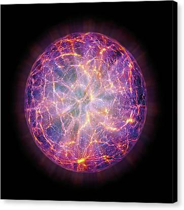 Expanding Universe Canvas Print