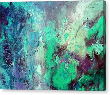 Experienced Canvas Print