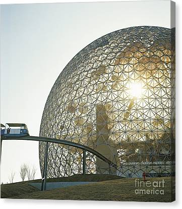 Expo 67, Montreal, Canada Canvas Print