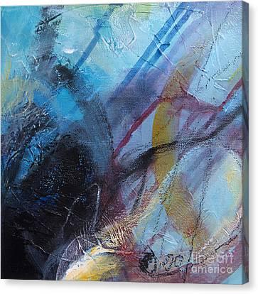 Expresion 9 Canvas Print
