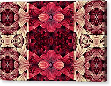 Expressing Passion Canvas Print