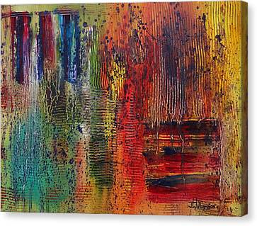 Expression # 7 Canvas Print by Jason Williamson