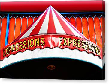 Expressions Canvas Print by Paul Wear