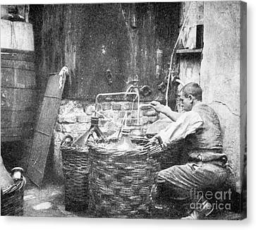 Extraction Of Radium, 1898-1902 Canvas Print by Emilio Segre Visual Archives/american Institute Of Physics