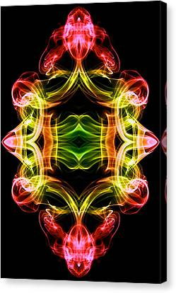 Extravagence Canvas Print by Kevin Chiu