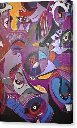 Eye Candy  Canvas Print by Tyler Schmeling