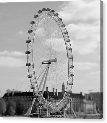 Eye Of London Canvas Print by Gary Smith