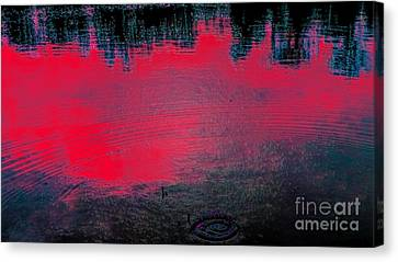 Create Reality Abstract Canvas Print