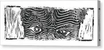 Canvas Print - Eye Spy by Jame Hayes
