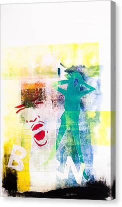 Eyes Wide Shut Canvas Print by Maria  Lankina