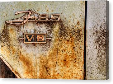 F-85 Canvas Print by Greg Mimbs